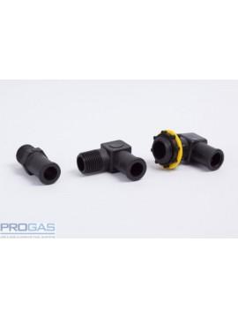 Waterpijpje Impco 5/8 inch x 16mm. F4-17 plastic