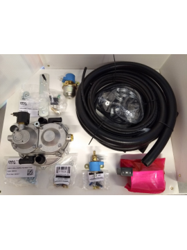 Motorset OMVL R90/E-COMP INJ EX MIXER