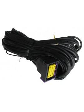 VGI Kabelboom 4 cylinder 01 - Zwarte stekker schakelaar